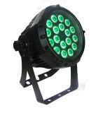 Colorer léger de couleur de lampe de PARITÉ imperméable à l'eau de la lampe 18