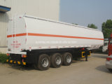 2-as, 3-as Fuel of Chemical Tanker Semi Trailer (ST90823)