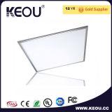 Luz fina super do ecrã plano do diodo emissor de luz 600*600 da eficiência elevada de Ce/RoHS