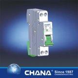 TM het Elektronische Type RCBO van Reeks (RCCB met de Bescherming van de Te sterke intensiteit) met iec61009-1 Certificaat