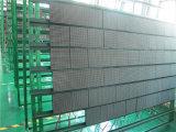 Diodo emissor de luz de Ecrane, tela de indicador ao ar livre do diodo emissor de luz P10