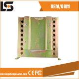 コントローラのシェルのための部品を押すカラーによって電流を通されるシート・メタル