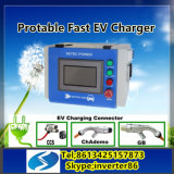 Быстрый заряжатель зарядной станции EV для домашней пользы