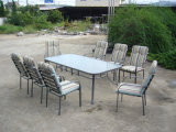 ラウンジDining Tableおよび8 Chairsの庭Outdoor Furniture (FS-4020+4207)