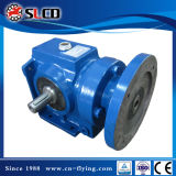 Serie S Helical Worm Gear Unit Speed Reducer Motor para Lifting Machine