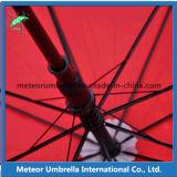 Зонтик печатание пасмурного неба деревянный