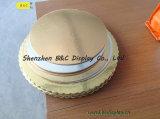 Verschiedene Form-und Größen-runder Kuchen-Vorstand-Quadrat-Kuchen-Vorstände mit SGS (B&C-K003)