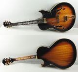 Гитара джаза Semi полого типа Byrdland тела электрическая для сбывания