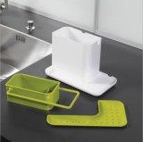 Пластичный Tableware шкафа тарелки падения