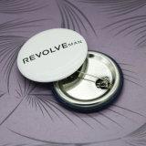 El botón en blanco barato de la hojalata fija los botones de la divisa/la divisa de encargo al por mayor materiales del botón