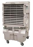 De industriële Beweegbare Airconditioner van de Ventilator van de Waterkoeling van de Lucht Koelere