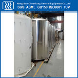Криогенная Industrial Liquid O2 N2 CO2 Резервуар для хранения сжиженного природного газа