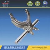 Fork de acero forjada alta calidad de la rotación de la forja para las piezas de Ttuck