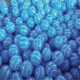 Цветастые покрашенные мягкие шарики ямы океана для игры