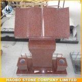 De Begraafplaats Padestal van het Voetstuk van de Crematie van het graniet