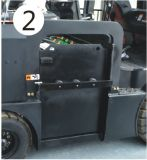 2t中国Battery Forklift Cpd20fj