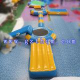 大人のための巨大で膨脹可能な水公園のゲームかInflatables水ゲーム