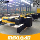 Double élévateur électrique de câble métallique de poutre de 16 tonnes (MLER16-06D)