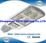 Yaye (유효한 와트: Warranty 5 Years & Meanwell Driver를 가진 12W-320W) 7200lm 크리 말 60W COB LED Street Light