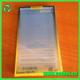 Cadre se pliant d'empaquetage en plastique pour le cas de téléphone cellulaire
