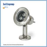 IP68 indicatore luminoso subacqueo subacqueo dell'acciaio inossidabile LED Light/15W LED con alta obbligazione (HL-PL15)