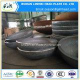 Protezioni servite sferiche dell'estremità del tubo della protezione di estremità capa