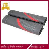 Крышка ремня безопасности безопасности PU для автомобиля