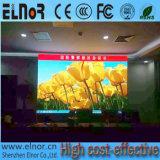 Visualizzazione di LED dell'interno dello stadio di colore completo di alta qualità P8