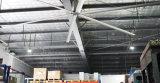 ISO9001 ventilador de ventilación de la certificación los 7.4m con el material de aluminio de la aleación del magnesio
