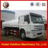 HOWO 6X4 20 pesanti, 000 litri di camion del serbatoio di acqua