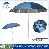 Het vouwen van de Paraplu van de Visserij (SY2087)