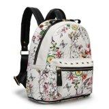 Sac en cuir de femmes de sac à dos d'unité centrale de voyage de mode (FW036)