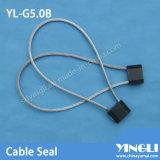Puxar as fortes medidas de segurança Cable Seal em 5.0mm Diameter