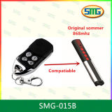 Sommerのためのガレージのドアユニバーサル868MHzリモート・コントロールHandsender