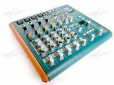 6 Kanäle Mini Sound Mixer mit MP3 Play