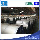 Feuilles laminées à froid par bande en acier enduites par zinc dans les bobines Q235