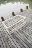 새로운 현대 옥외 가구 정원 등나무 홈 테이블