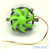 Small caldo Aluminum Radiator Fan per il CPU