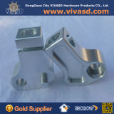 Pièces en aluminium de moto de billette de précision de Commande-Coutume