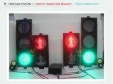 Neue Fußgängerampel des Ankunfts-Druckknopfportable-300mm LED
