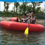 Barco de parachoques inflable del agua de los sistemas que miden el tiempo para la venta