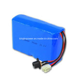 Li-íon Battery de 14.8V 8000mAh Spot Light com Best 18650