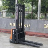 Factory Price 1.2ton Battery Operated Powered Pallet Electric Stacker (CDD12)