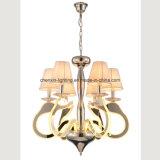 Neuer Dekoration-Projektions-Schwan-Acrylleuchter/hängendes Licht