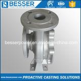 Ts16949投資鋳造の部品の製造業者の鋳鉄の鋼鉄