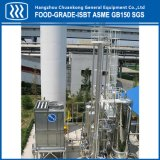 Nahrungsmittelgrad CO2 Wiederanlauf-Pflanze mit Spiritus-Äthanol-Quelle