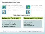 Im Freien bewegliche Klimaanlagen-Sumpf-Kühlvorrichtung für Zelte