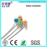Selo plástico do cabo da injeção da alta demanda de China com número de série