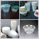 Nuova tazza di plastica a gettare completamente automatica che forma macchina