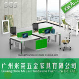 オフィス用家具のスタッフ表(ML-01-DGA)のための熱い販売のステンレス鋼の足